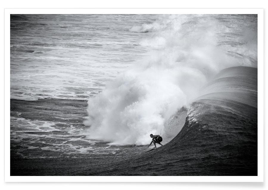 Indonesia Surf affiche