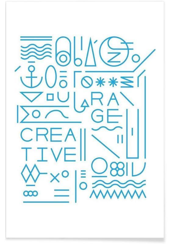 Creative -Poster