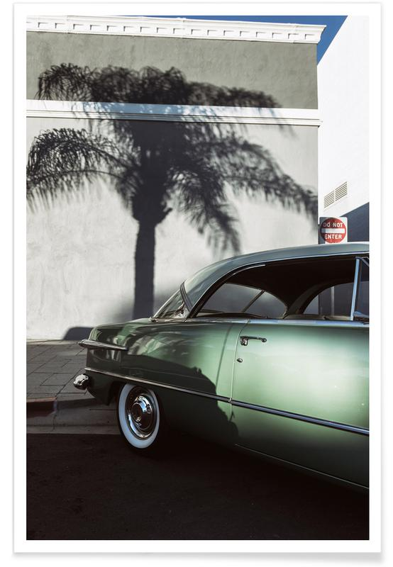 California Ford -Poster