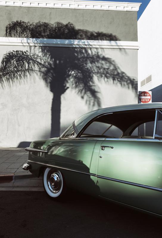 California Ford -Alubild