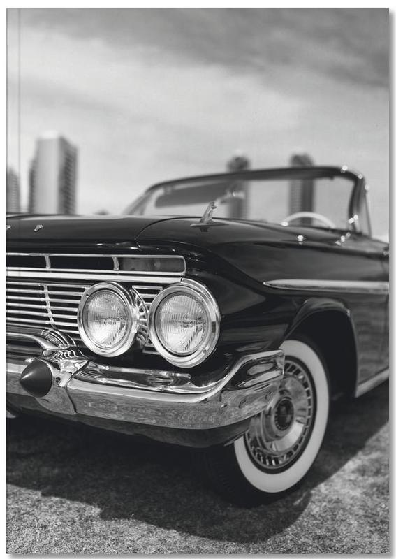 San Diego Impala Notebook