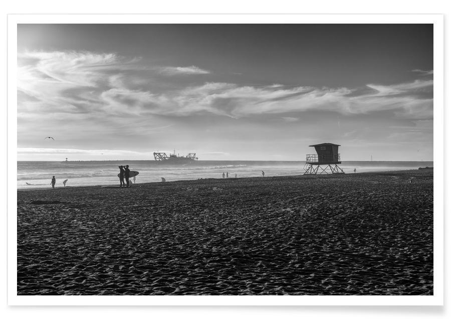 San Diego Surf poster