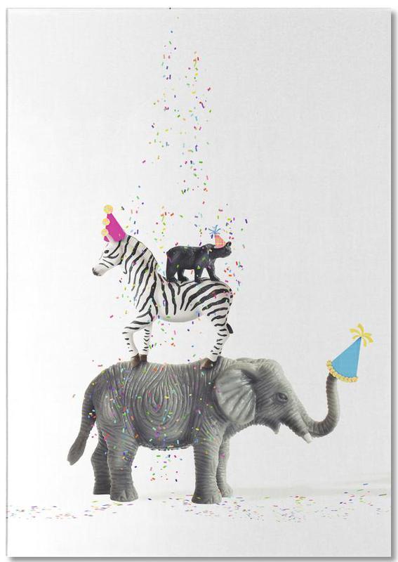 Party Animals -Notizblock
