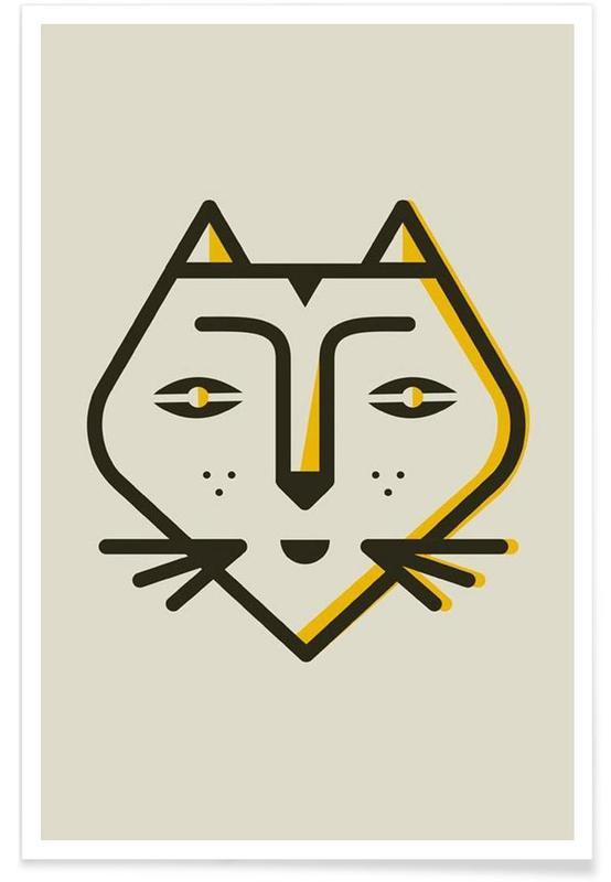 Animal 6 -Poster