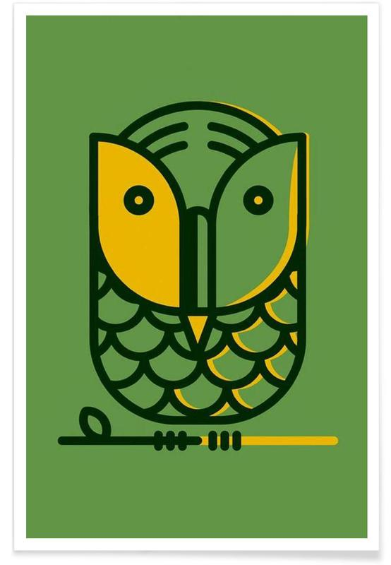 Animal 1 affiche