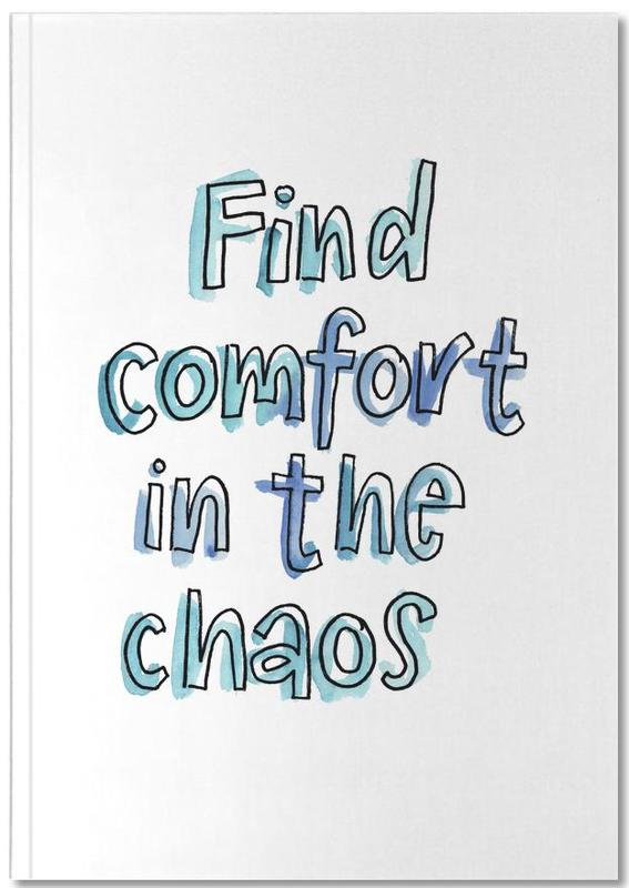 Comfort Chaos Notebook
