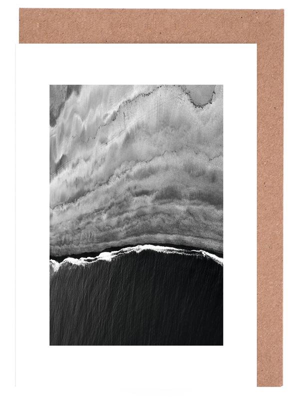 Black Ocean -Grußkarten-Set