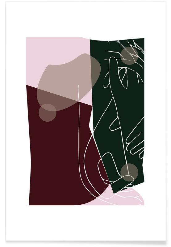 Modern Art 1 -Poster