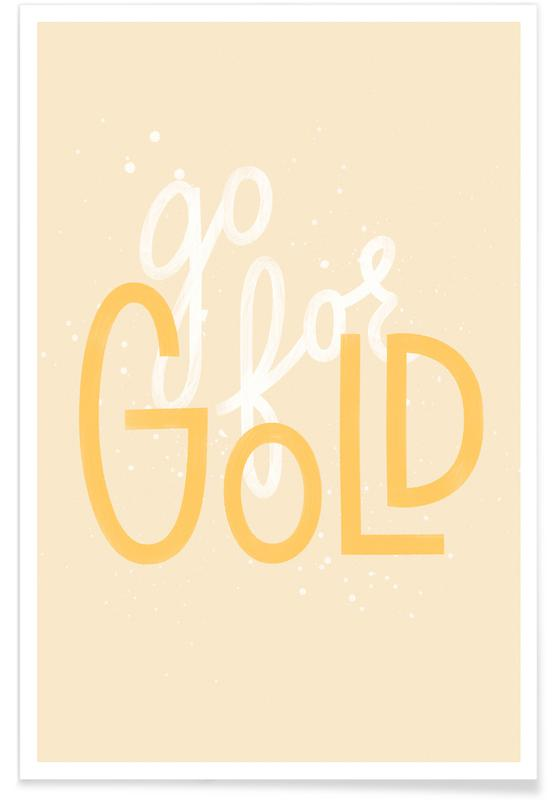 Go For Gold -Poster