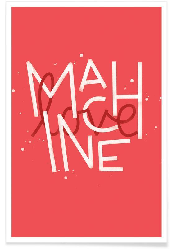 Love Machine affiche