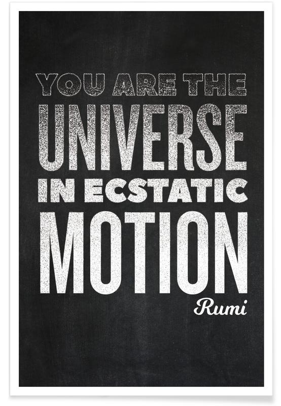 You Are the Universe -Poster
