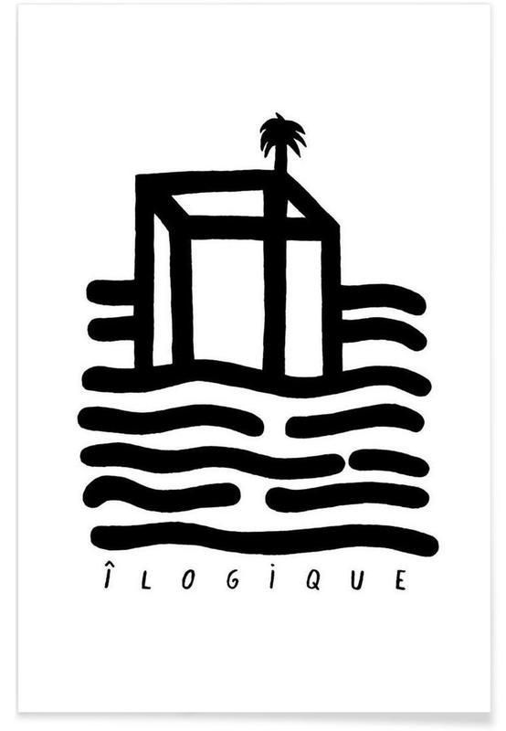 Ilogique -Poster