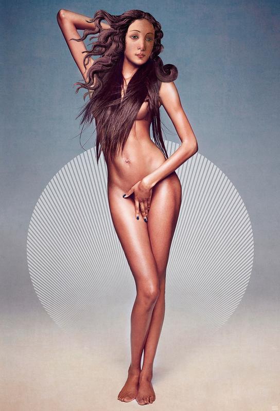 Venus revitalized -Alubild
