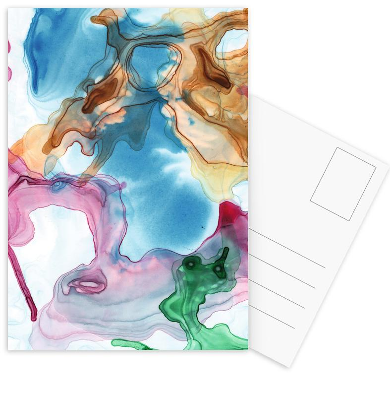 Spring 03 cartes postales