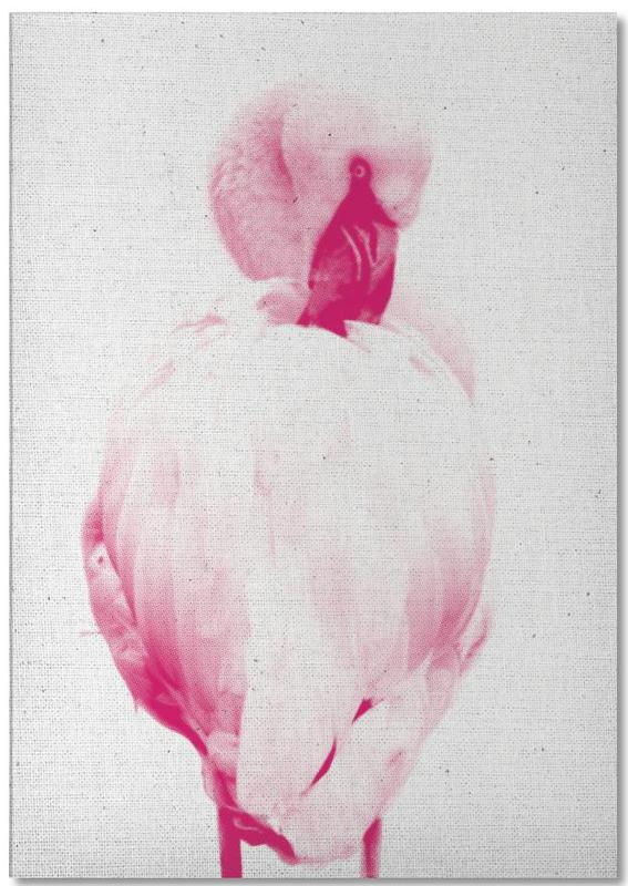 Flamingo 02 Notepad
