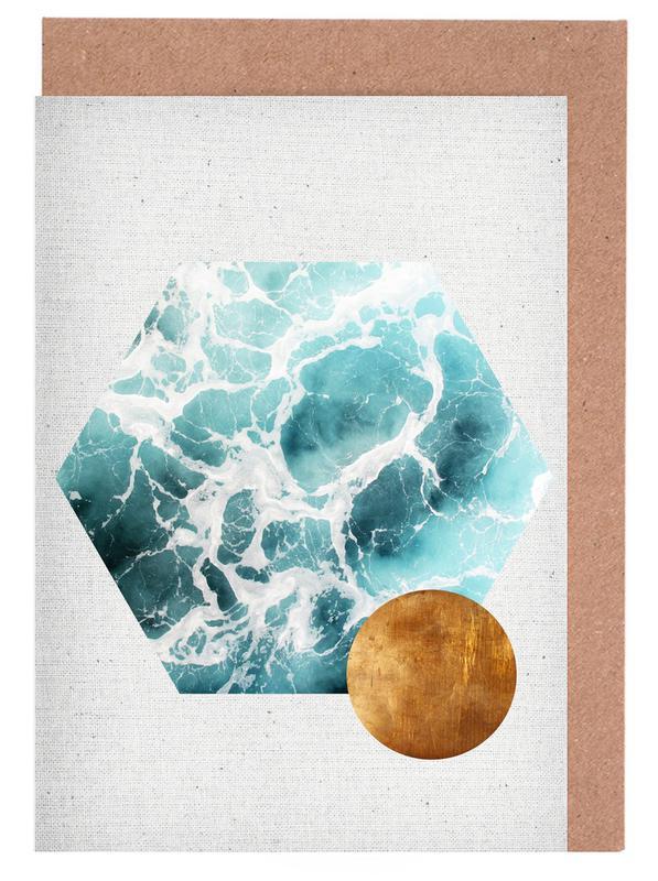 Foam 03 -Grußkarten-Set