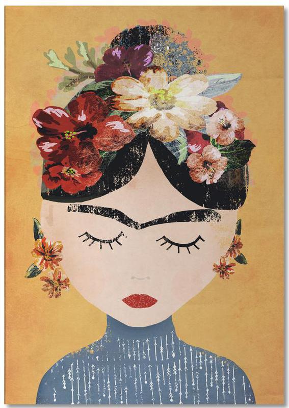 Frida bloc-notes