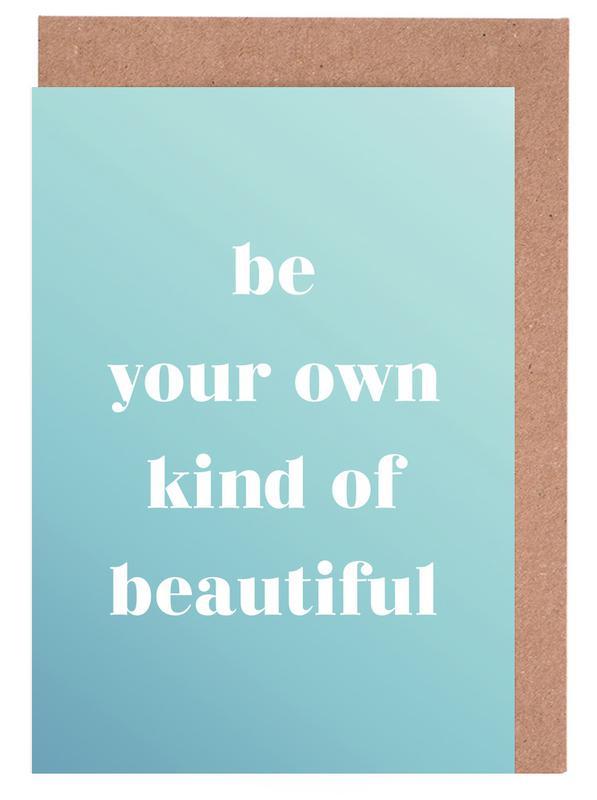 Your Own Kind cartes de vœux
