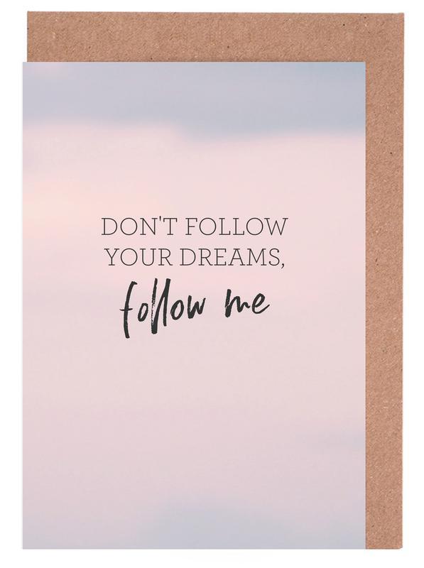 #Follow cartes de vœux