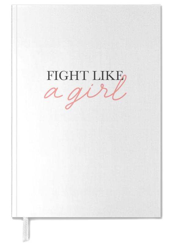 Fight Like A Girl Personal Planner