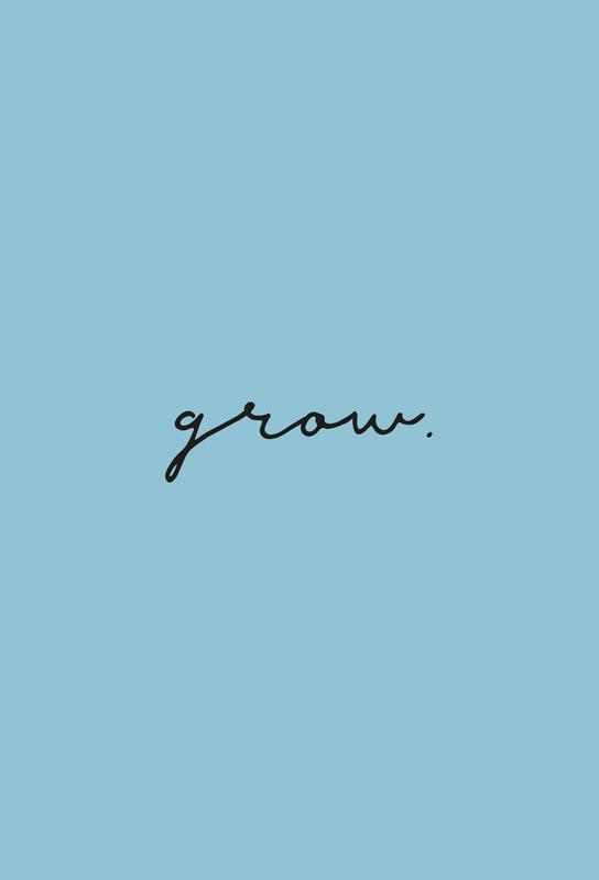 Grow tableau en verre