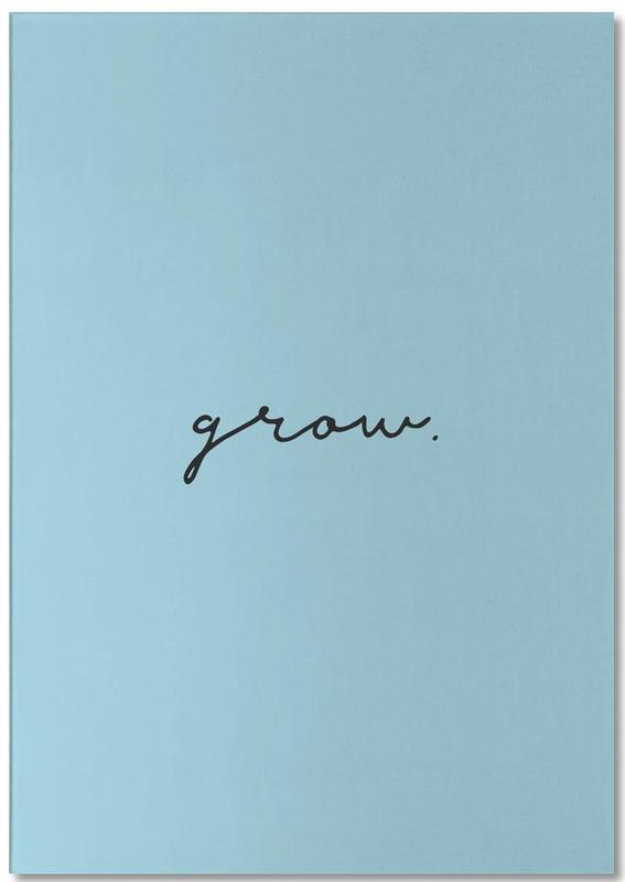 Grow bloc-notes