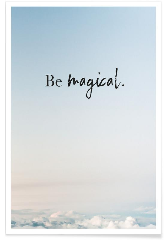 Be Magical affiche
