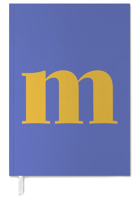 Blue Letter M agenda