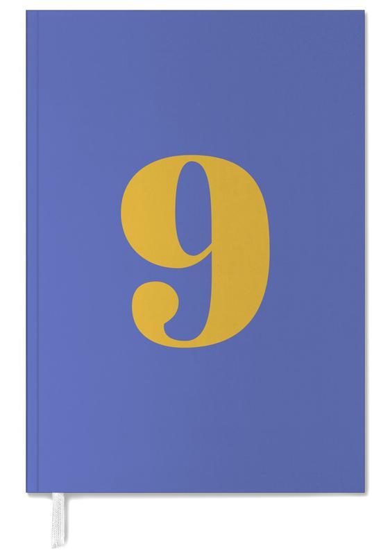 Blue Number 9 agenda