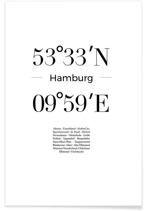 Hamburg Poster