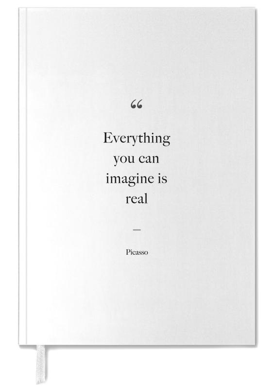 Everything You Can Imagine Is Real agenda
