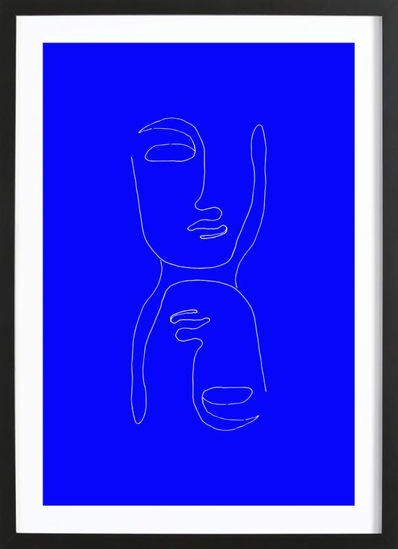Entity by Daniella Salamon Framed Print