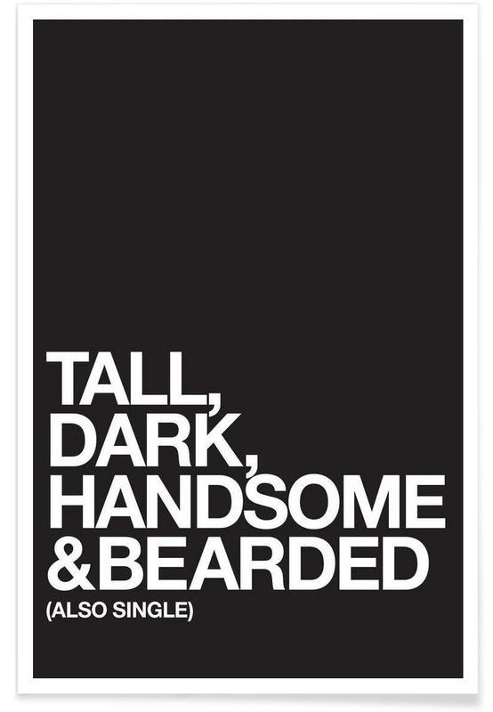 Tall Dark póster