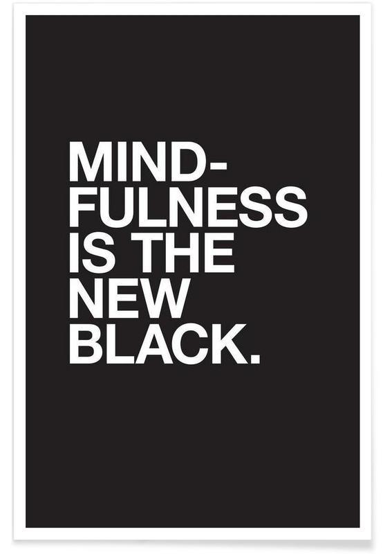 Mindfulness póster