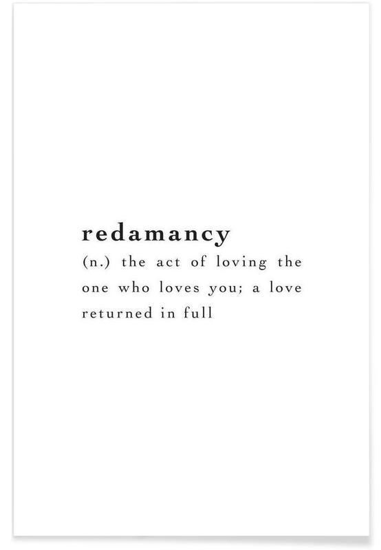Redamancy póster