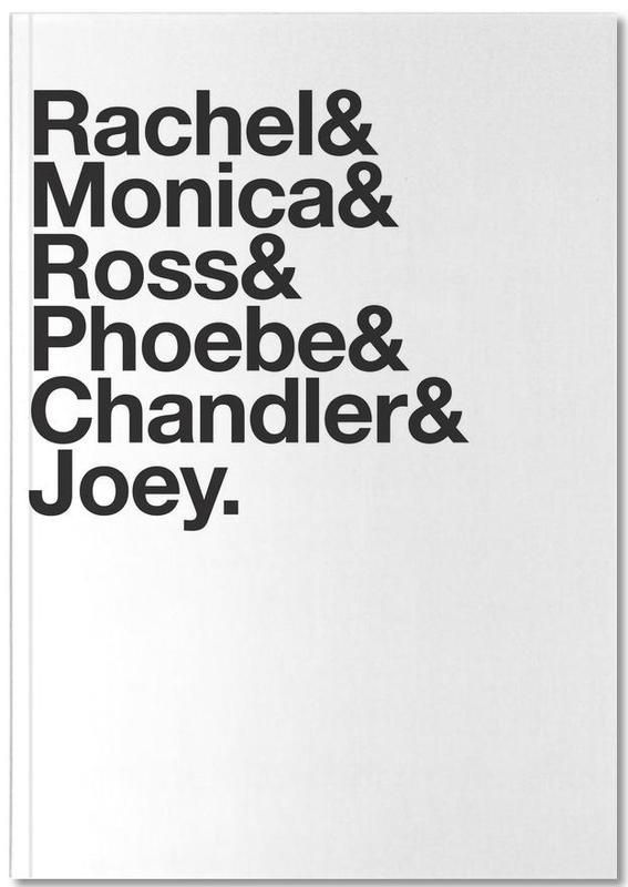 Just Friends Notebook