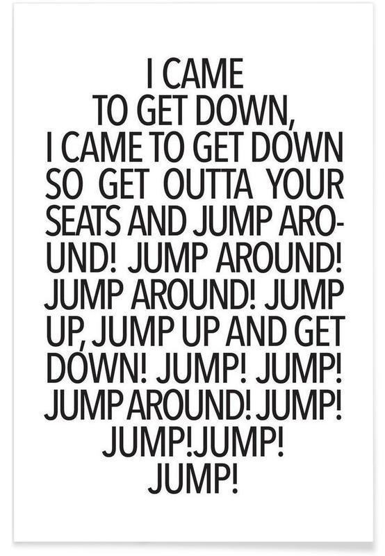 Jump! -Poster