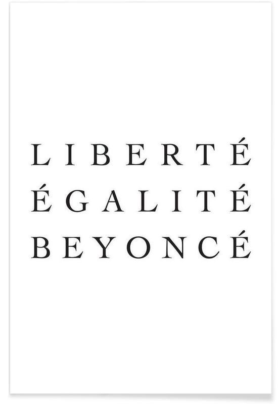 LIBERTÉ póster
