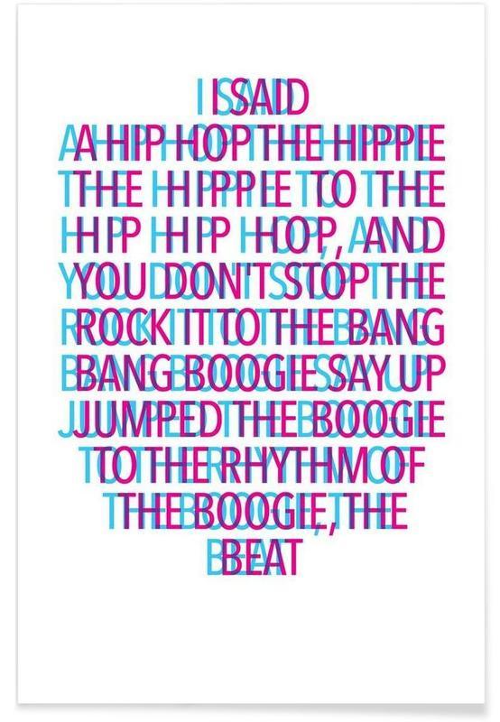 Delight stereo póster