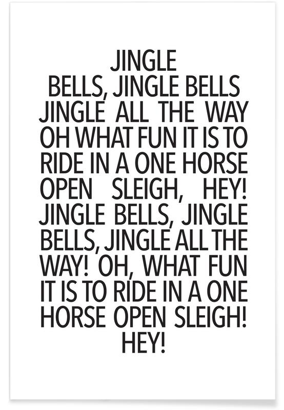 Jingle Bells -Poster