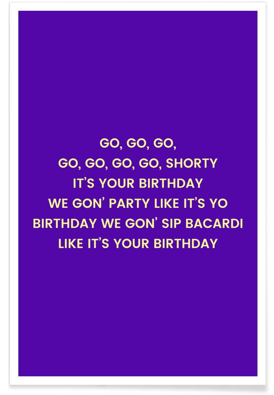 Go Shorty Poster