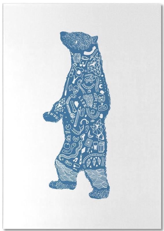 Bear Notepad