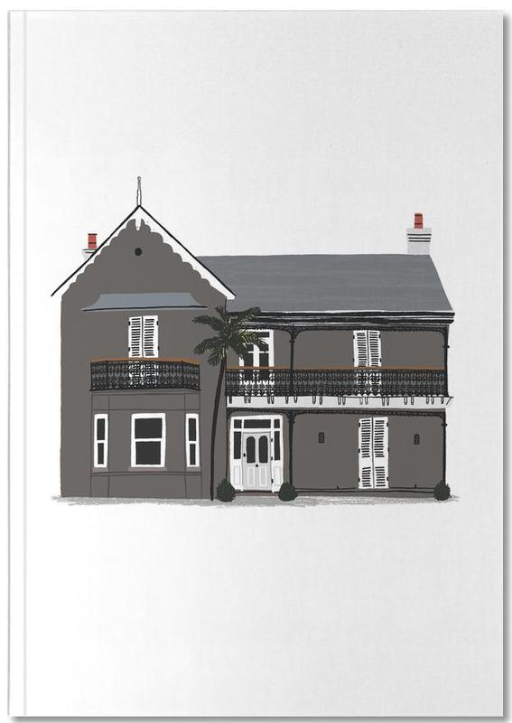 House 3 Notebook