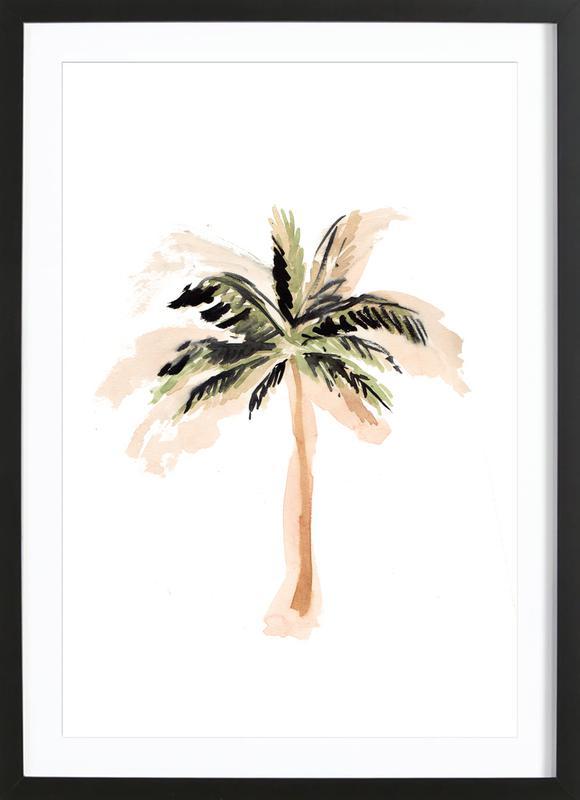 Palm Tree 3 Framed Print