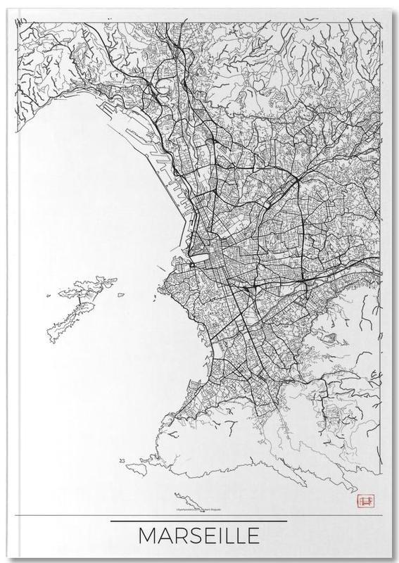 Marseille Minimal Notebook