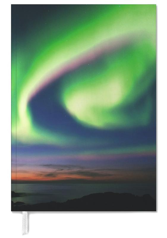 The Northern Lights 02 Personal Planner