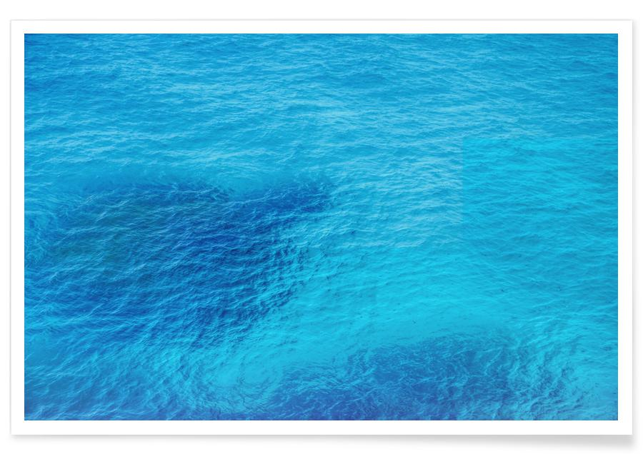 Bluest Blue -Poster