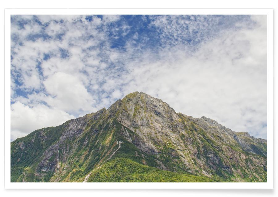 Milford Sound -Poster