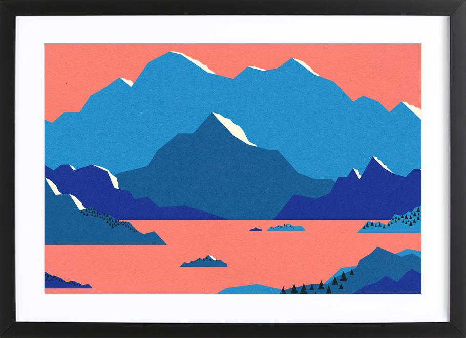 Swedish Morning II Framed Print