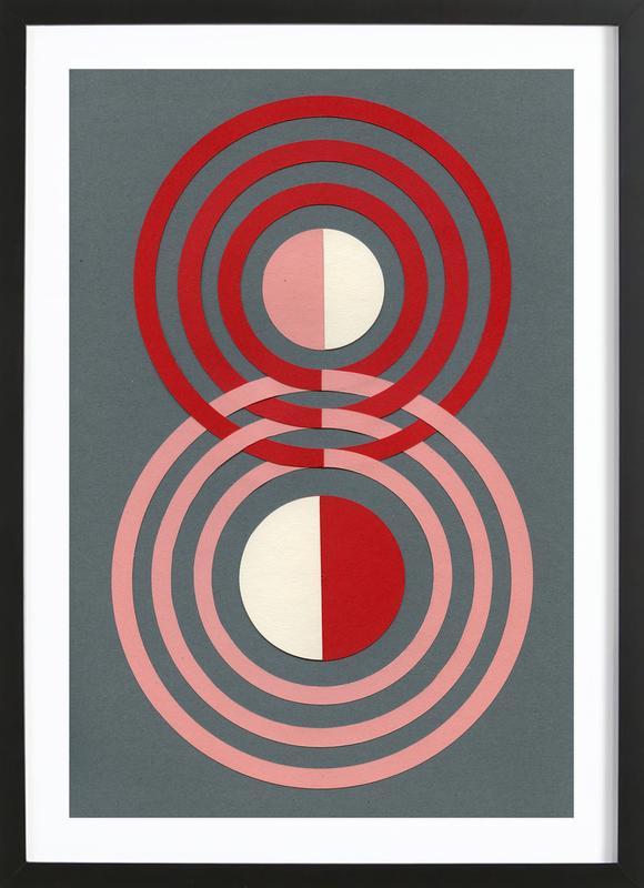 Form 8 Framed Print